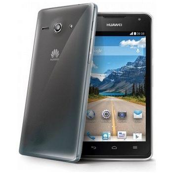 Jekod TPU silikonový kryt Huawei Y530, černá