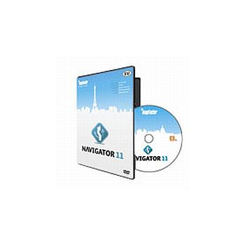 MapFactor Navigator 11 pro PC a PDA - Česká republika