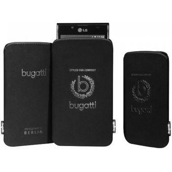 Bugatti Slim Case Universal Iconic XL (141 x 81mm) - černé
