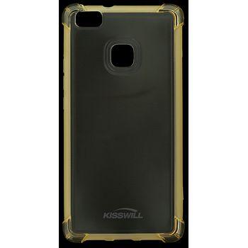 Kisswill Shock TPU pouzdro pro Huawei P9 Lite, zlatá