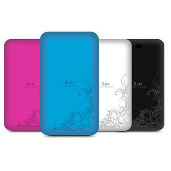 iLuv iCC608 tenké plastové pouzdro iPod touch 2/3g