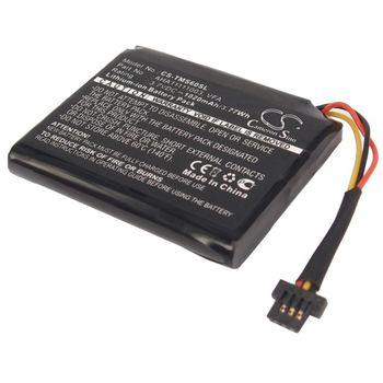 Baterie pro TomTom Start 60, 1020mAh li-ion