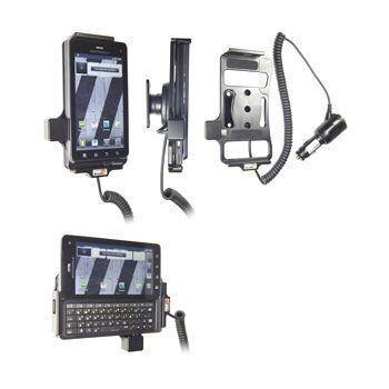 Brodit držák do auta pro Motorola Droid 3 s nabíjením