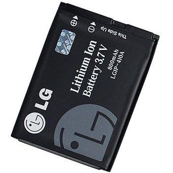LG originální baterie LGIP-410A/411A, 800mAh, Li-Ion, eko-balení