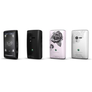 Sony Ericsson sada Design Experience Pack XP131