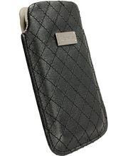 Krusell pouzdro Avenyn XXL - Ascend G300,Samsung Galaxy S II,Nokia 808,Xperia P 69x125x14 mm (černá)