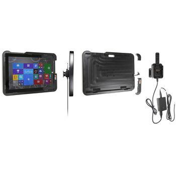 Brodit odolný držák do auta na Microsoft Surface 3 bez pouzdra, se skrytým nabíjením