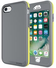 Incipio ochranný kryt Performance Series Case [Max] pro Apple iPhone 7, šedá/žlutá