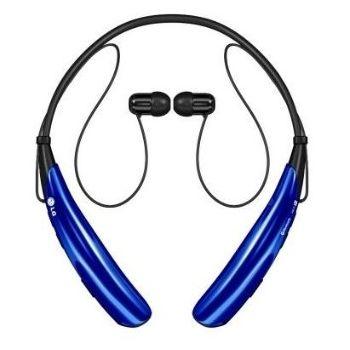 LG Bluetooth Stereo Headset HBS-750 Tone Pro, modrý