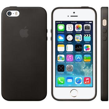 Apple originální kryt pro iPhone 5S, černá