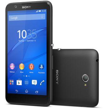 Sony Xperia E4 E2105, černá