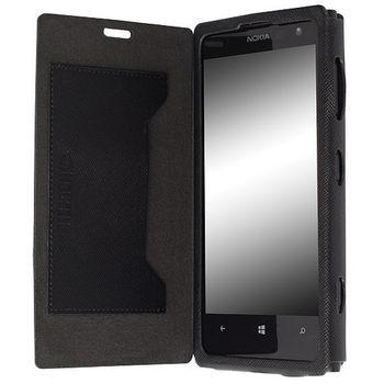 Krusell pouzdro FlipCover Malmo - Nokia Lumia 1020, černá