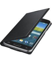 Samsung flipové pouzdro EF-FG800BB pro Galaxy S5 mini, černé