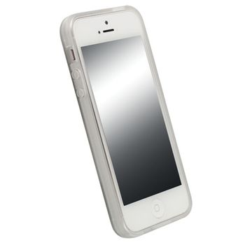 Krusell ToneCover pro iPhone 5 - bílá