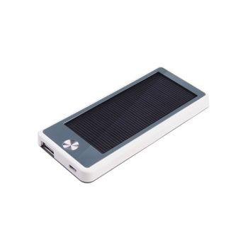 Xtorm A-solar Platinum Mini 2, kapacita 2000mAh, bílo-šedá