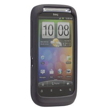 Case Mate pouzdro Safe Skin Black pro HTC Desire S