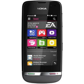 Nokia Asha 311 šedá