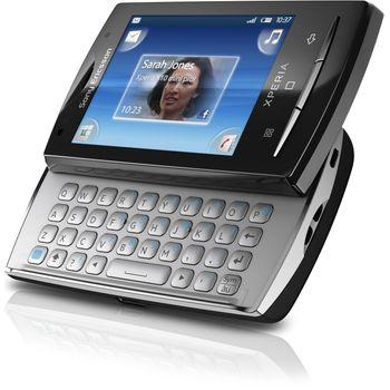 Sony Ericsson X10 Xperia Mini PRO černá