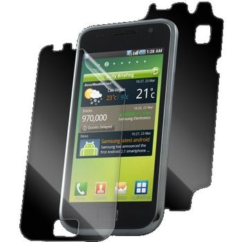 Fólie InvisibleSHIELD Samsung i9000 Galaxy S (celé tělo)