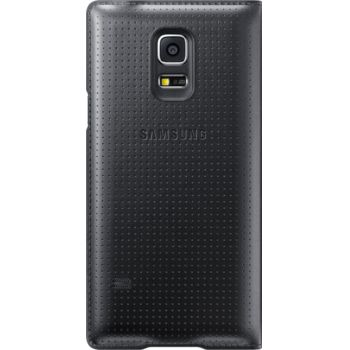 Samsung flipové pouzdro S-View EF-CG800BK pro Galaxy S5 mini, černé