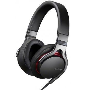 Sony uzavřená sluchátka ANYWHERE MDR-1R - červená