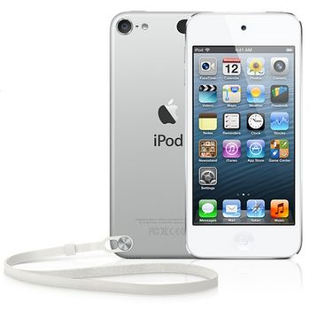 Apple iPod Touch 5th 64GB stříbrná