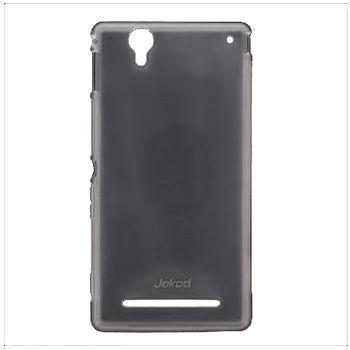 Jekod TPU silikonový kryt Sony D5103 Xperia T3, černý