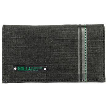 Golla Phone Wallet Lane G927 Black Green