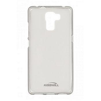 Kisswill TPU pouzdro pro Huawei Nexus 6 2015, čiré