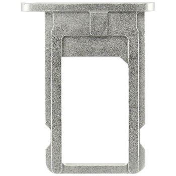 Náhradní díl držák SIM karty pro Apple iPhone 6 4.7, stříbrný