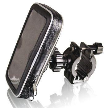 Držák Fontastic na kolo nebo motorku na řídítka pro uchycení telefonu, voděodolný