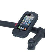 Držák BikeConsole na iPhone 5 na kolo nebo motorku na řídítka