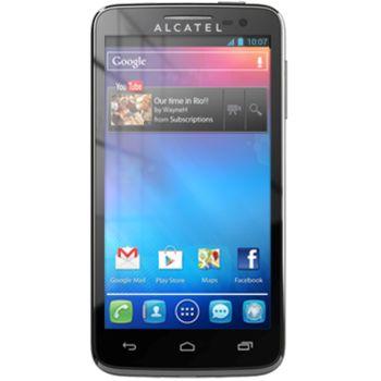 ALCATEL ONE TOUCH 5035D X´POP Dual SIM černá