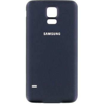 Náhradní díl na Samsung G903 Galaxy S5 Neo kryt baterie černý