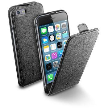 CellularLine flipové pouzdro Flap Essential pro iPhone 6 4,7, černé