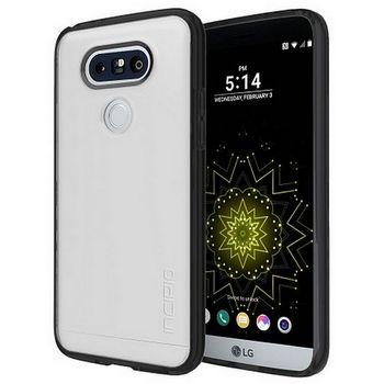 Incipio ochranný kryt Octane Pure Case pro LG G5, černý/čirý