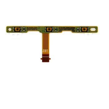 Náhradní díl flex kabel bočních tlačítek pro Sony D2303 Xperia M2