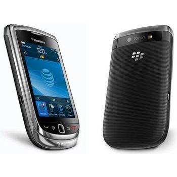 BlackBerry 9810 Torch, Black QWERTY + autonabíječka BlackBerry CL 12V na microUSB