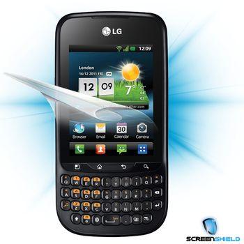 Fólie ScreenShield LG Optimus PRO C660 - displej