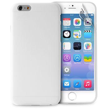 Puro zadní kryt s fólií Ultra-Slim pro Apple iPhone 6 plus 5.5, transparentní