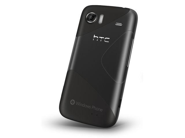 obsah balení HTC 7 Mozart + miniaturní kapacitní stylus černý