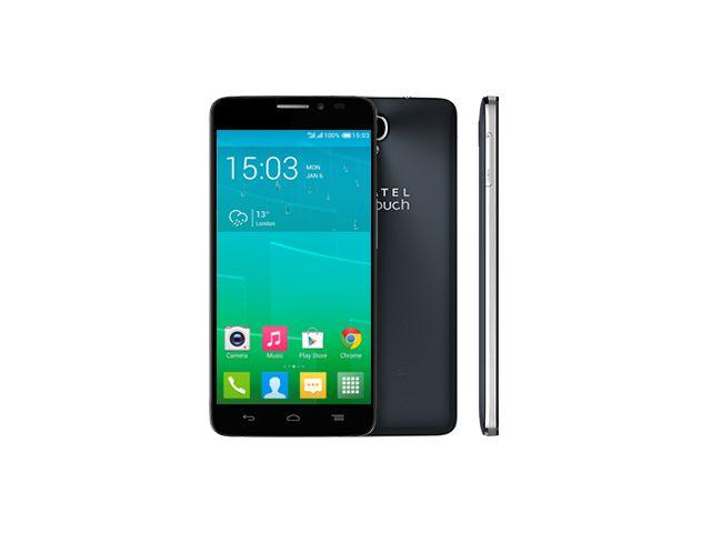 obsah balení ALCATEL ONETOUCH 6043D IDOL X+ 32GB černá + Sygic Evropa offline GPS navigace