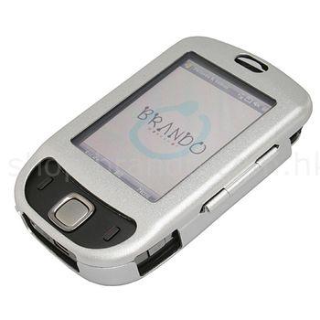 Pouzdro hliníkové Brando - HTC Touch (stříbrná)