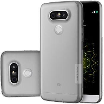 Nillkin pouzdro Nature TPU pro LG G5, šedý