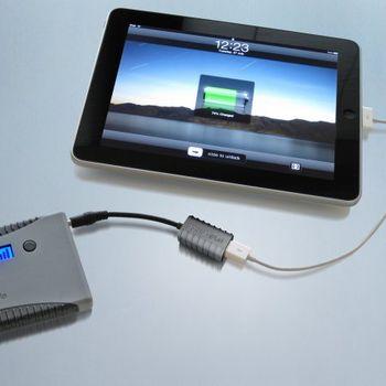 Minigorilla + redukce GorillaPad pro Apple iPad