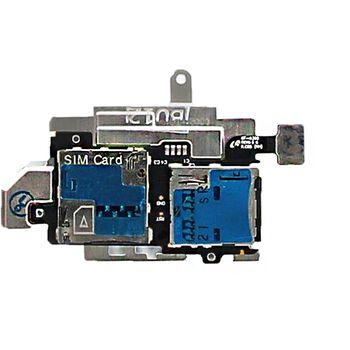 Náhradní díl čtečka SIM a microSD karty pro Samsung i9300 Galaxy S III