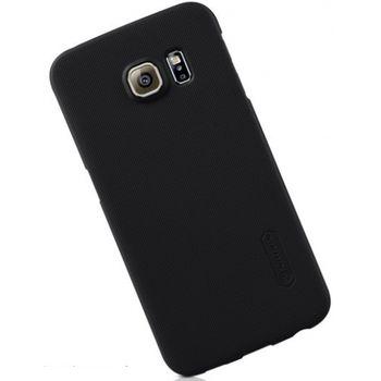 Nillkin Super Frosted Zadní Kryt pro Samsung G925 Galaxy S6 Edge, černý