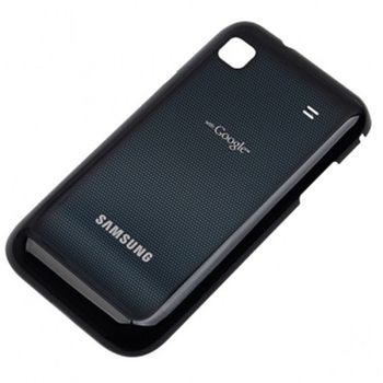 Náhradní díl kryt baterie pro Samsung i9000 Galaxy S, černá