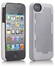 Belkin Apple iPhone 4/4S ochranné pouzdro Meta 028, bílé (F8Z820cwC00)