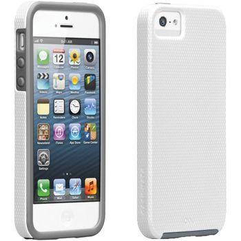 Case Mate Tough Protection Case pro Apple iPhone 5 White
